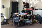 Lotus - Formel 1 - GP Monaco - Freitag - 22. Mai 2015