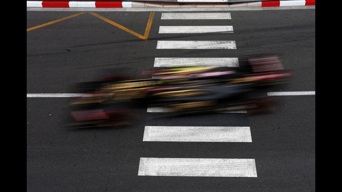 Lotus - Formel 1 - GP Monaco - Samstag - 23. Mai 2015