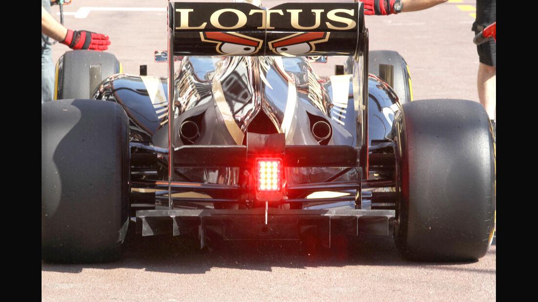 Lotus - Formel 1 - GP Monado - 24.Mai