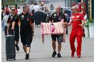 Lotus - Formel 1 - GP Österreich - Spielberg - 19. Juni 2014