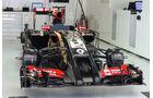 Lotus - Formel 1 - GP Russland - 10. Oktober 2014