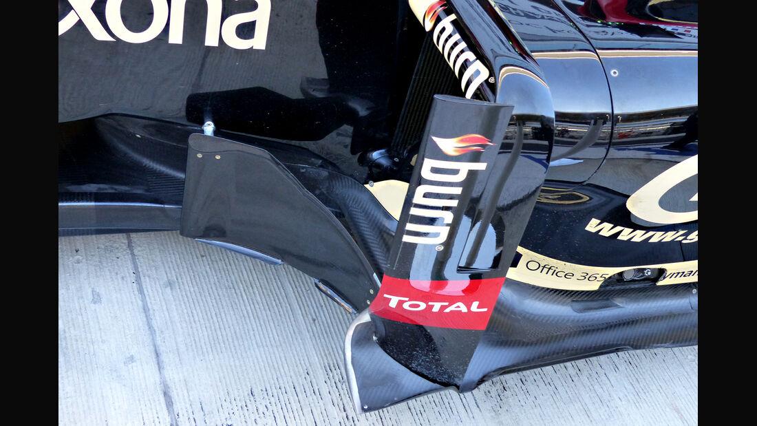Lotus - Formel 1 - GP Russland - 11. Oktober 2014