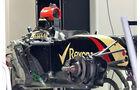 Lotus - Formel 1 - GP Russland - Sochi - 8. Oktober 2014