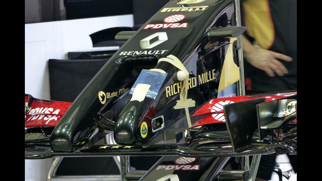 Lotus - Formel 1 - GP Singapur - 18. September 2014
