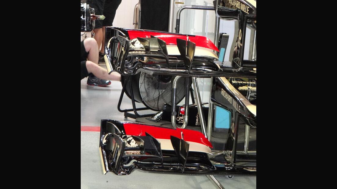 Lotus - Formel 1 - GP Singapur - 19. September 2013