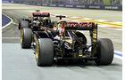 Lotus - Formel 1 - GP Singapur 2015