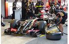 Lotus - Formel 1 - GP Spanien - Barcelona - 10. Mai 2014