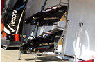 Lotus - Formel 1 - GP Spanien - Barcelona - 8. Mai 2014