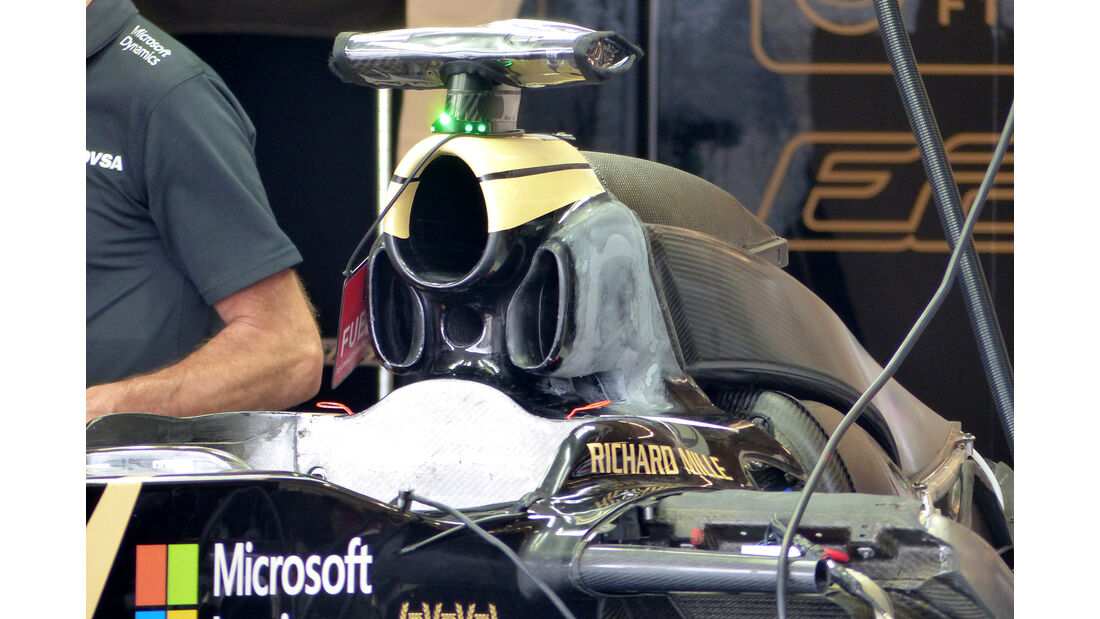 Lotus - Formel 1 - GP USA - Austin - 22. Oktober 2015