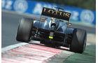Lotus - Formel 1 - GP Ungarn 2013