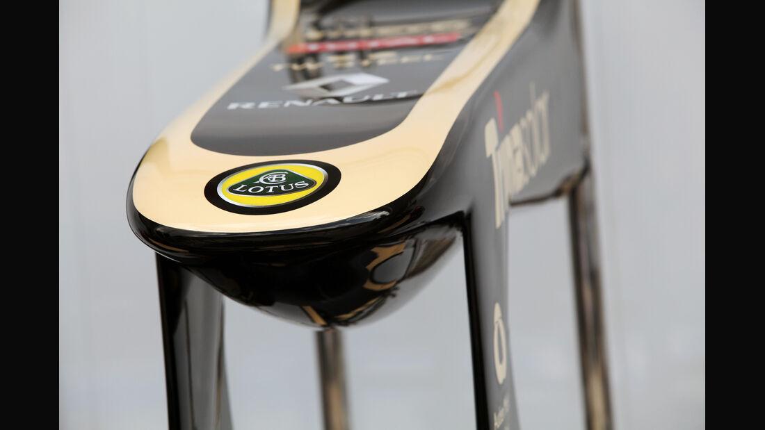 Lotus - Formel 1 - GP Ungarn - Budapest - 27. Juli 2012