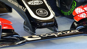 Lotus - Formel 1-Technik - F1-Test - Jerez - 2015