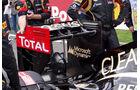 Lotus - Formel 1-Technik - GP Belgien 2013
