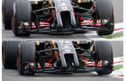Lotus - Formel 1 - Technik - GP Italien 2014