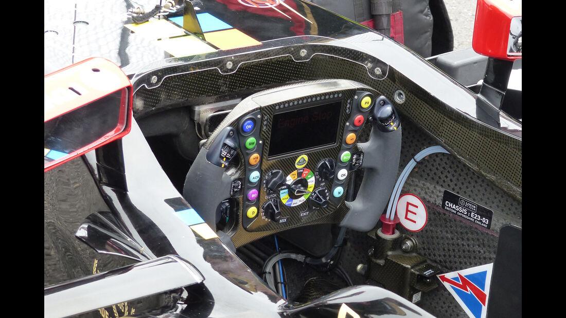Lotus - Formel 1 - Technik - GP Kanada 2015