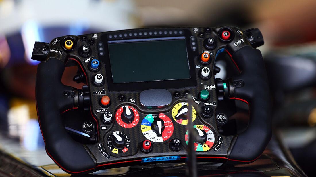 Lotus - Formel 1 - Test - Abu Dhabi - 26. November 2014