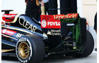 Lotus - Formel 1 Test - Bahrain - 2014