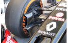 Lotus - Formel 1 - Test - Bahrain - 21. Februar 2014