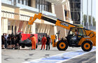 Lotus - Formel 1 - Test - GP Bahrain - 9. April 2014
