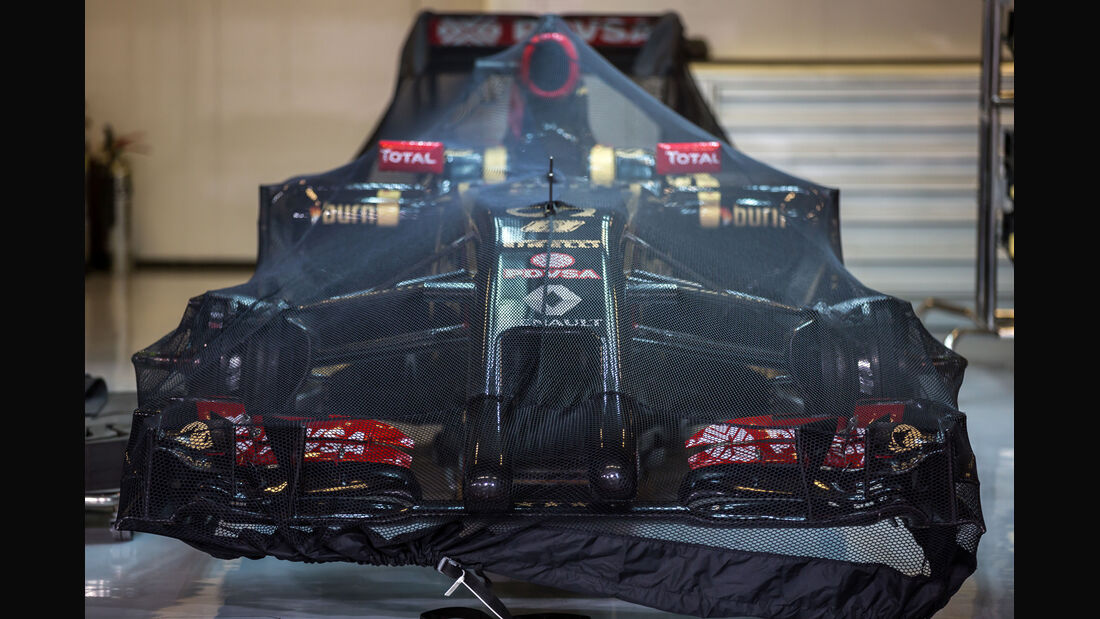 Lotus - GP Abu Dhabi 2014