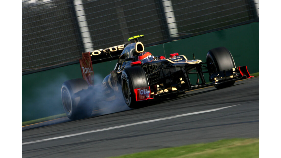 Lotus GP Australien 2012