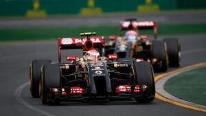 Lotus - GP Australien 2014