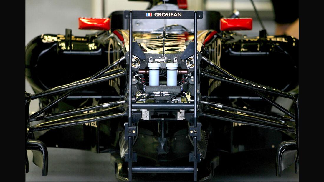 Lotus - GP Australien - Melbourne - 16. März 2012