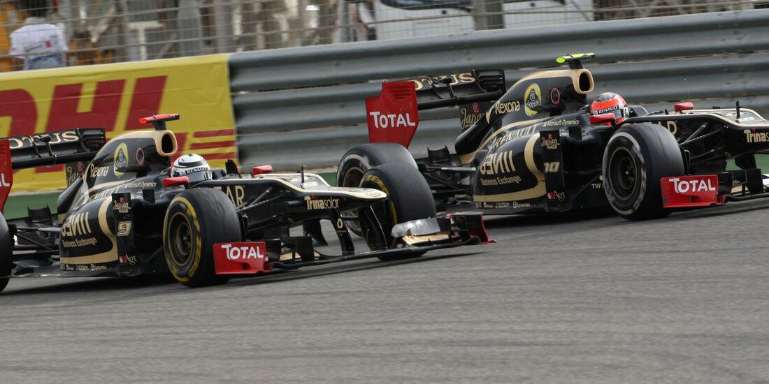 Lotus GP Bahrain 2012