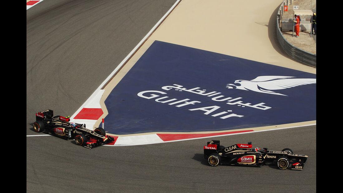 Lotus GP Bahrain 2013