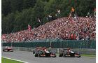 Lotus - GP Belgien 2013