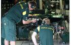 Lotus - GP Belgien - 25. August 2012