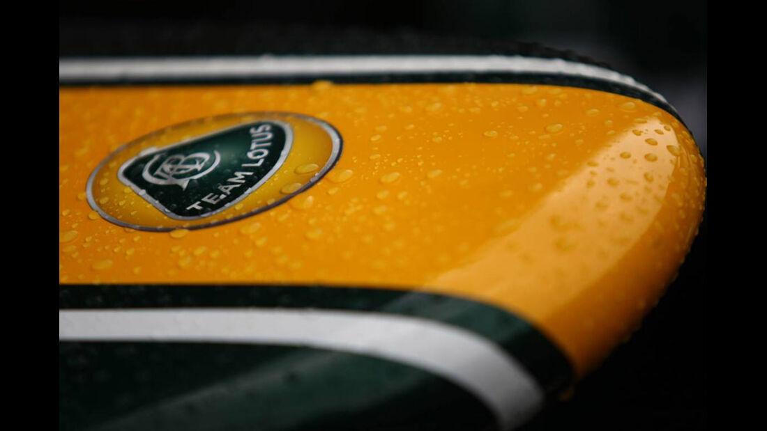 Lotus - GP Belgien - 26. August 2011