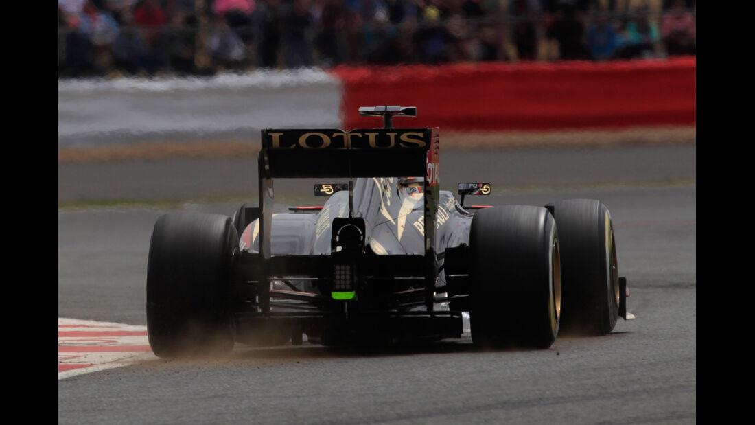 Lotus - GP England 2013