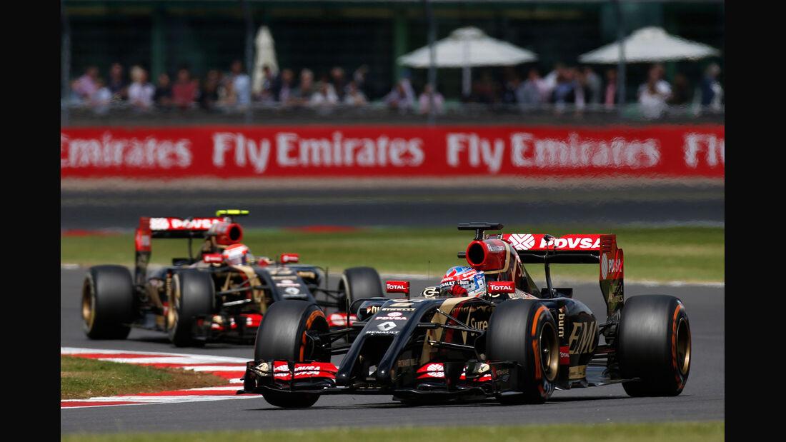 Lotus - GP England 2014