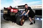 Lotus - GP England - Silverstone - Freitag - 3.7.2015