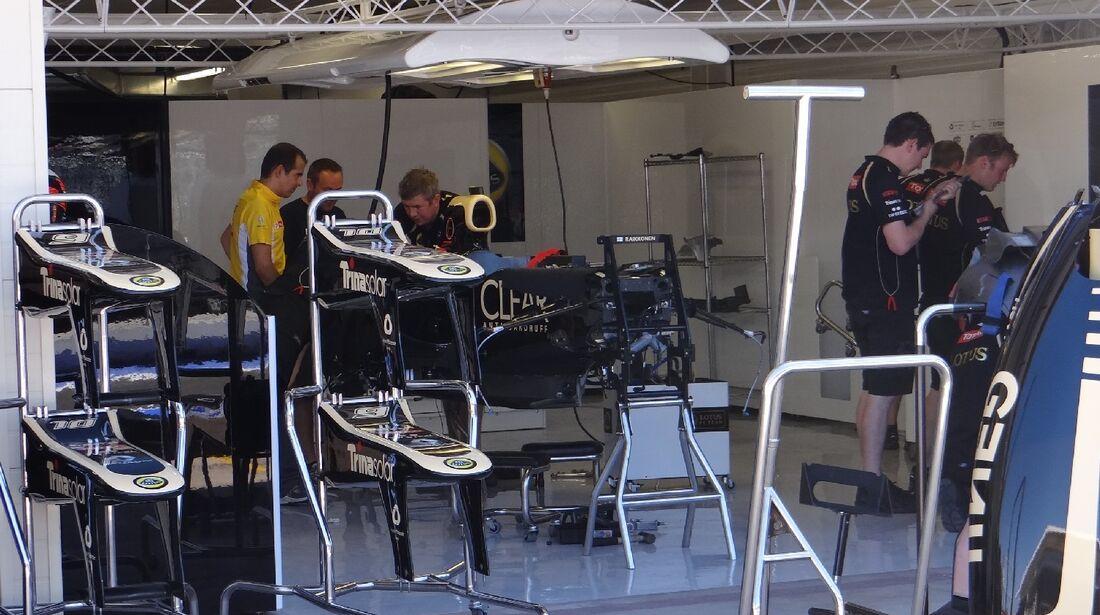 Lotus - GP Europa - Valencia - 21. Juni 2012