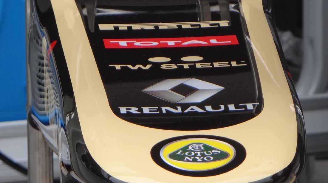 Lotus GP - Formel 1 - GP China - 11. April 2012