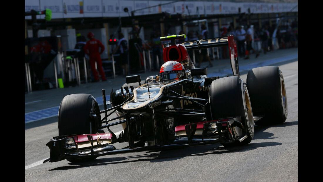 Lotus - GP Italien 2013