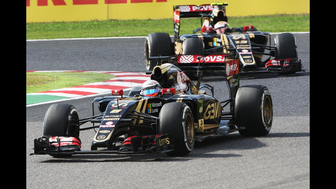 Lotus - GP Japan 2015
