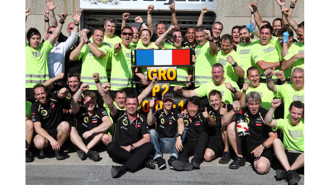 Lotus GP Kanada 2012