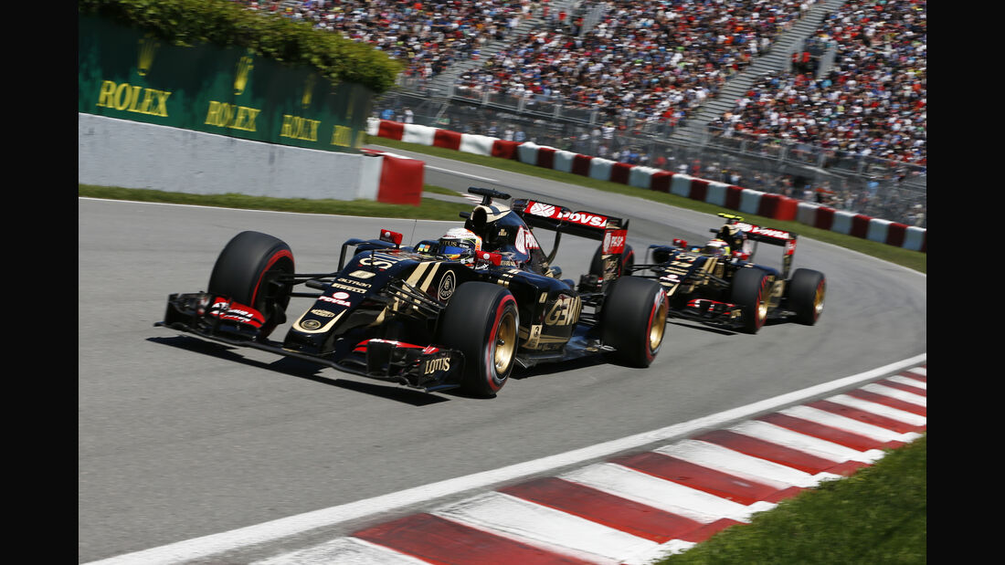 Lotus - GP Kanada - 2014 - F1