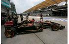 Lotus - GP Malaysia 2014