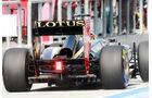 Lotus - GP Malaysia - Training - 23. März 2012