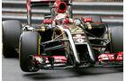 Lotus - GP Monaco 2014