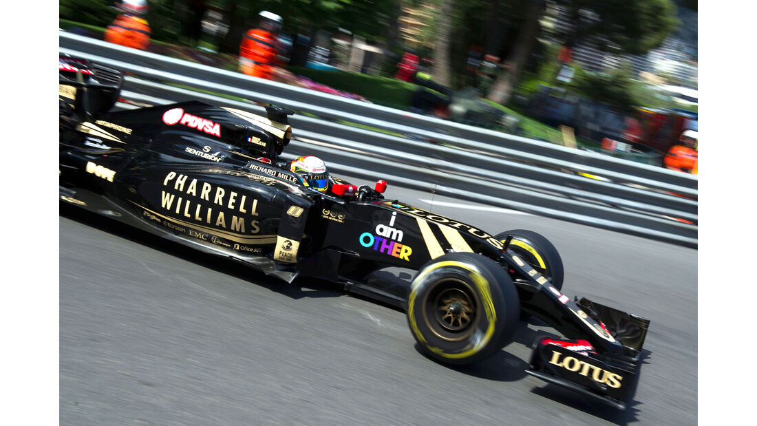 Lotus - GP Monaco 2015