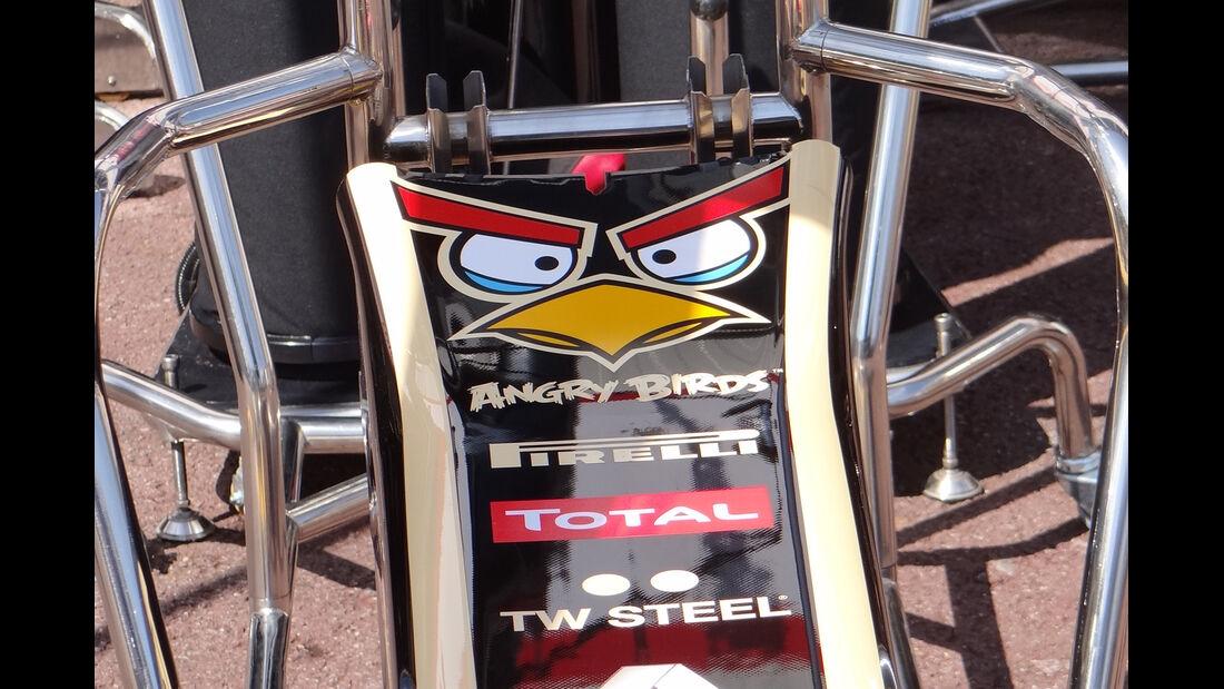 Lotus - GP Monaco - 23. Mai 2012