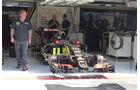 Lotus - GP Österreich - Formel 1 - Freitag - 19.6.2015