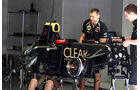 Lotus - GP Spanien - 10. Mai 2012