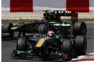 Lotus GP Spanien 2011