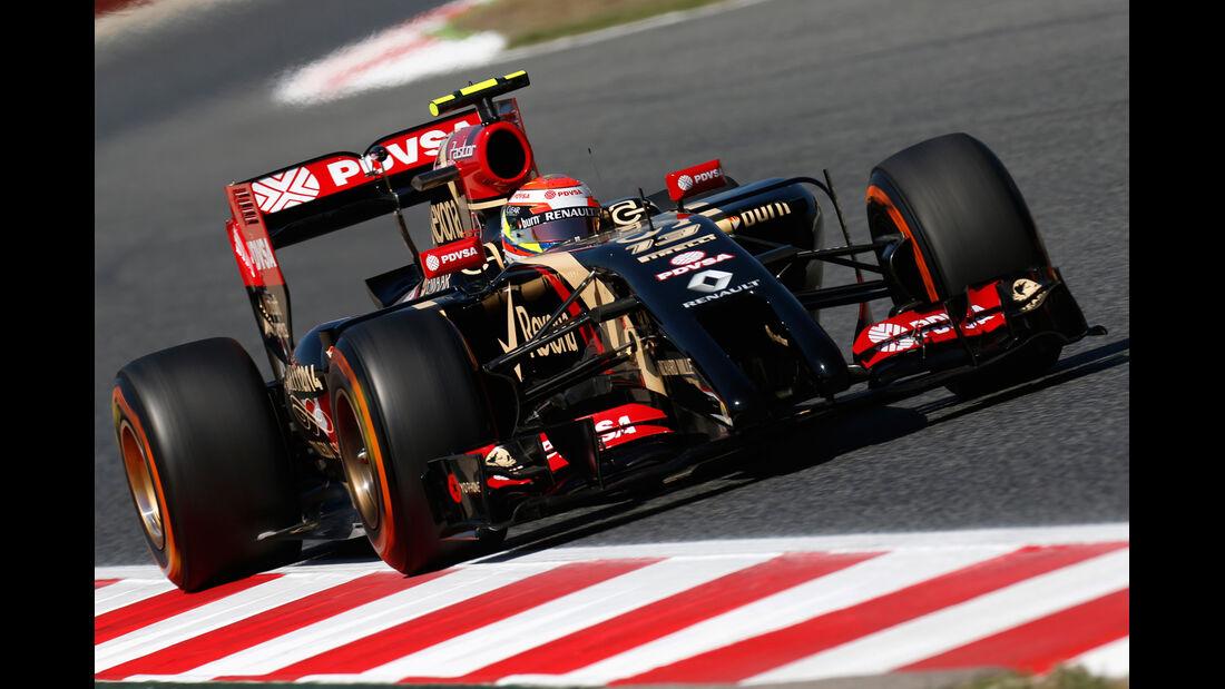 Lotus - GP Spanien 2014